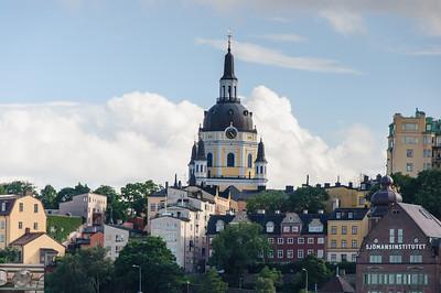 Stockholm Baltics July/Aug 2012