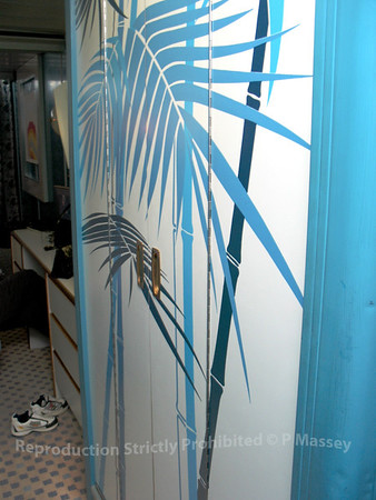 MSC Melody B40 outside Bahamas Deck 31-07-2003 18-59-46