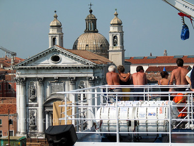 Departing Venice aboard Melody PDM 27-07-2003 15-30-37