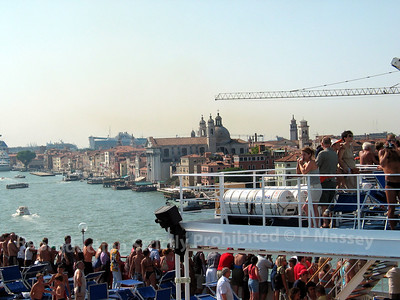 Departing Venice aboard Melody PDM 27-07-2003 15-33-13