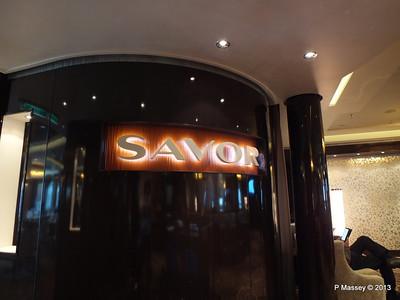 NORWEGIAN BREAKAWAY Savour Restaurant PDM 04-05-2013 14-44-18