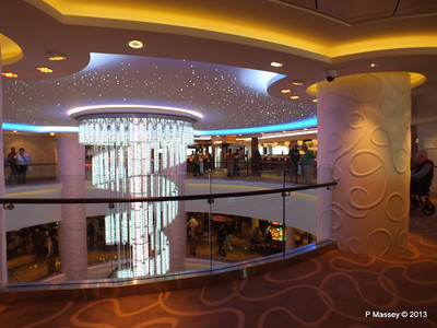 NORWEGIAN BREAKAWAY Atrium from Shaker's PDM 01-05-2013 13-37-48