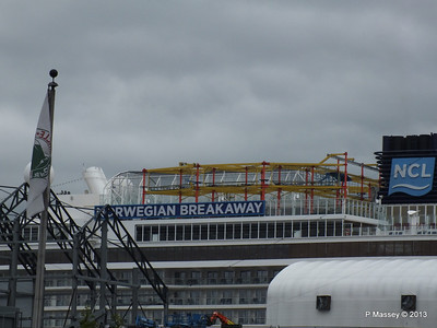 NORWEGIAN BREAKAWAY over USS INTREPID PDM 08-05-2013 09-33-54