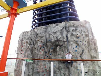 NORWEGIAN BREAKAWAY Rock Climbing Wall PDM 03-05-2013 20-17-59