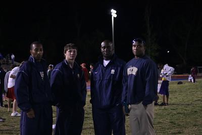BJ Wilson, Brad Tassin, Coach Wilson, and JP