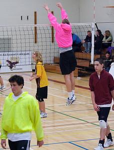 Crusader Volleyball 2008