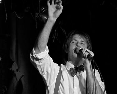 Rock Singer... in a Bow Tie.