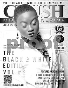 2016 BLACK AND WHITE EDITION VOL 3
