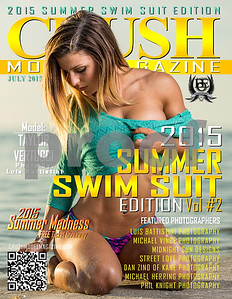 CRUSH 2015 SUMMER SWIM SUIT EDITION VOL 2