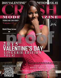 CRUSH 2015 VALENTINE'S EDITION VOL-2