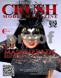 CRUSH - 2014 MASQUERADE EDITION