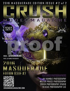 2016 MASQUERADE EDITION ISSUE