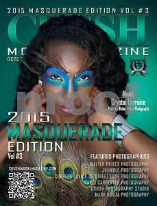 CRUSH 2015 MASQUERADE EDITION VOL3