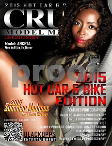 CRUSH 2015 HOT CARANDBIKE EDITION