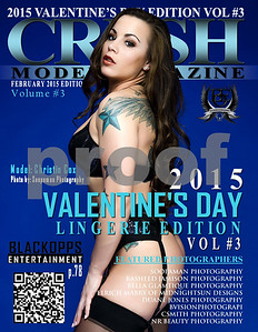 CRUSH - 2015 VALENTINE'S EDITION VOL-3
