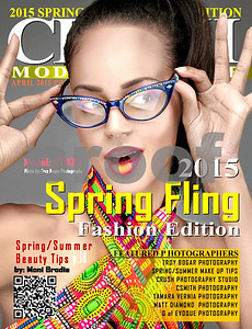 CRUSH 2015 SPRING EDITION