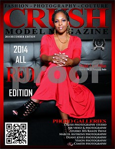 CRUSH -2014 ALL RED EDITION