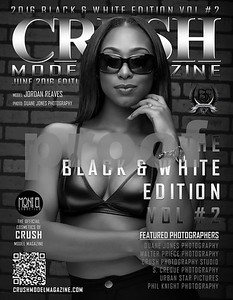 2016 BLACK AND WHITE EDITION VOL 2