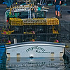 vessel Mysteri with lobster and crab traps Cancer magister &  Panulirus interruptus 2014 09-26 SB Harbor-002