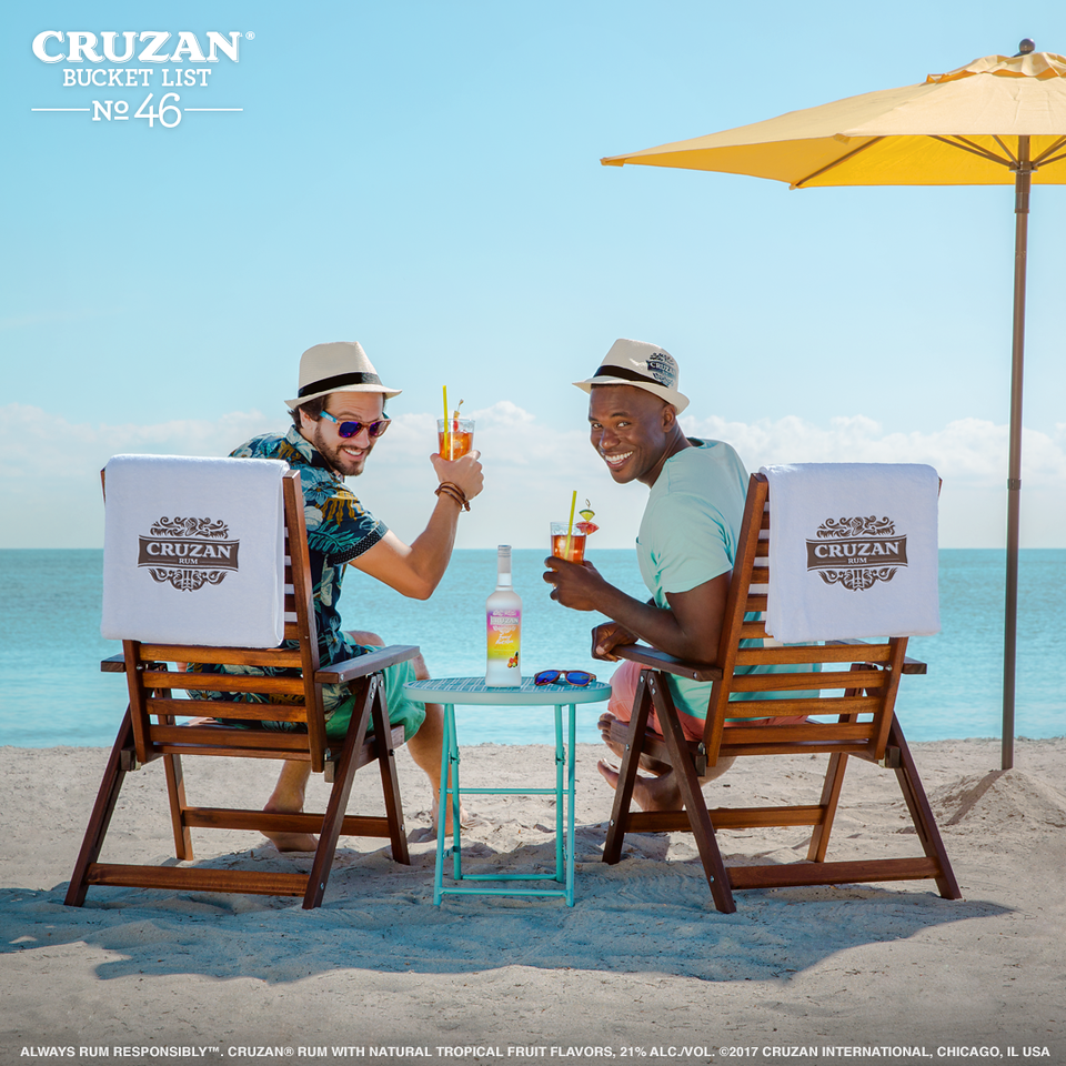 Bucket List No. 46: Live life on island time ✔️ Create your #CruzanBucketList this summer for a chance to discover St. Croix.