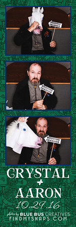 Snapping photos at Crystal and Aaron's wedding! Congrats to the newlyweds!  Love this photo? Head to findmysnaps.com/Crystal-Aaron to order prints and more!  Looking for an awesome photo booth for you next event? Head to bluebuscreatives.com for more info.