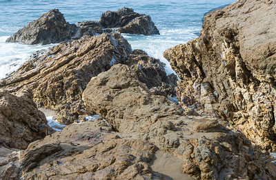 Beach Rocks A
