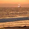 805/Alice-Ship crossing the setting sun