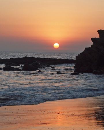 104-Susan-A colorful sunset