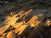 304 Rock w/ Sun Reflection