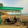 """902-Andre-The iconic """"Crystal Cove"""" sign. image comes directly out of the camera, no post-process."""