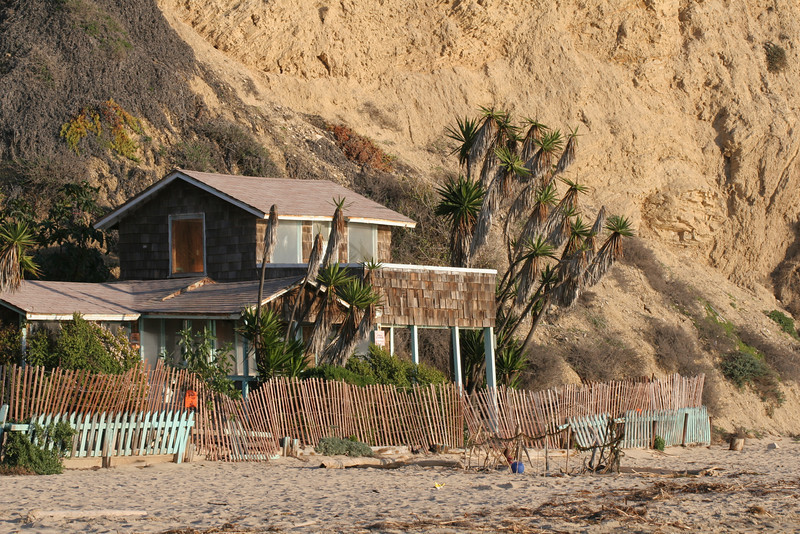 Crystal Cove State Beach Cabin #2