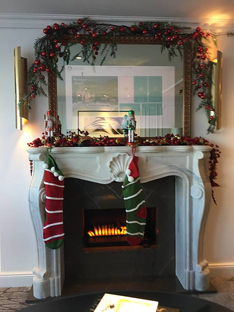 Crystal Mozart Holiday Decorations