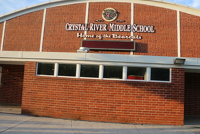Crystal River Middle Opening Day 2016