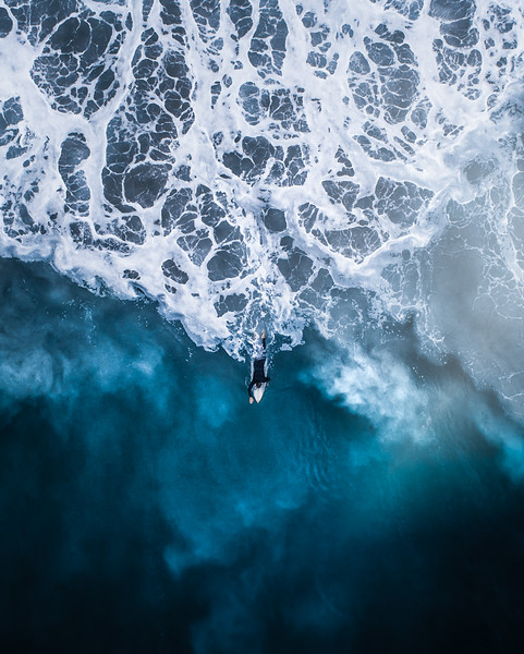 Into the Blue-