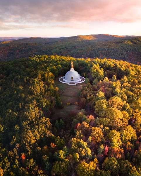 New England Peace Pagoda-