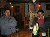 Algunos nunca aprenderán.<br /> No se debe tratar de tumbar un belga con cerveza, la posibilidad de que un extranjero gane es mínima. Con vino o tragos, sí se puede pero no con cerveza. Al igual, yo no trabaje este día ni los cinco anteriores. <br /> Nuestros amigos españoles se fueron a casa,felizmente Jean-Paul (el DJ, 100% peruano no obstante el nombre) y José mejor conocido como Pepe siguen despierto.<br /> <br /> La Carreta - C/. Heladeros - Cusco - Perú<br /> Lunes, 13 de agosto '12