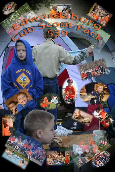 Cub Scout Pack 539