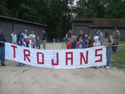Cub Summer Camp 2009