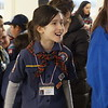 The Cub Scouts Pinewood Derby at the Center Congregational Church in Chelmsford, Ma. Saturday January 6, 2018. SUN/KATIE DURKIN