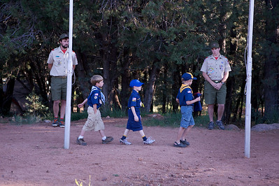 R-C Scout Camp Arizona Pack 545