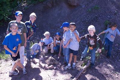 R-C Scout Camp Arizona Pack 545