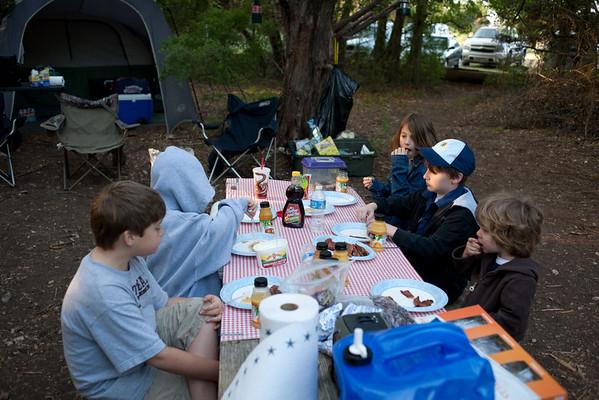 Camp Tahuaya 2011