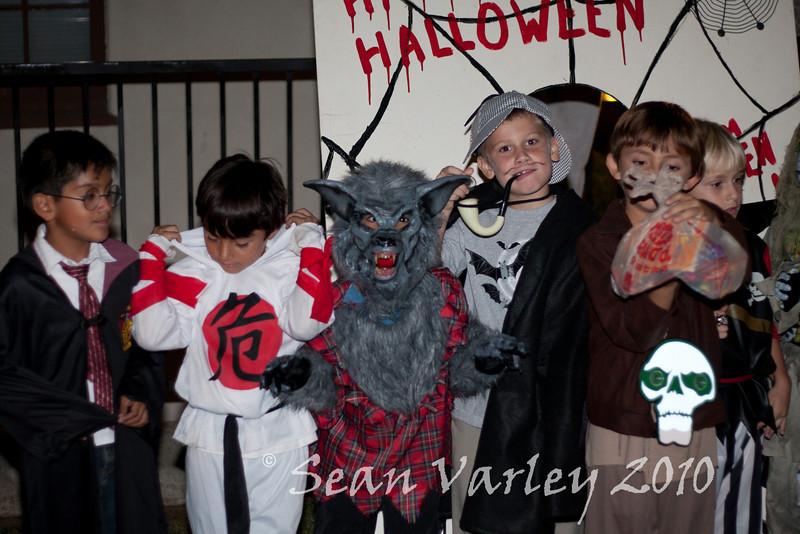 2010.10.29 Halloween party 0082