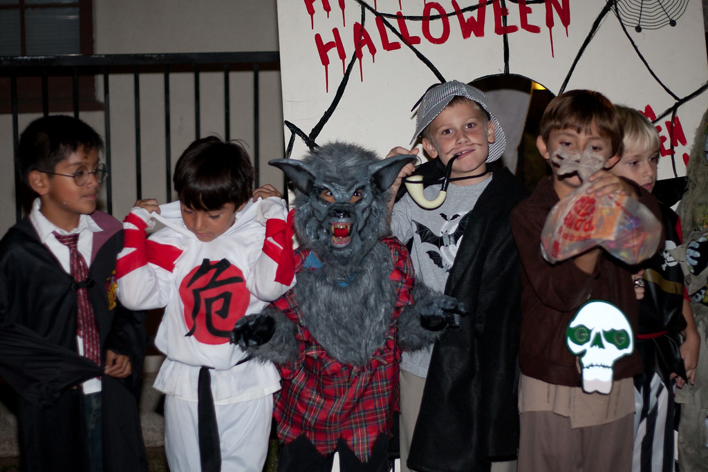 2010.10.29 Halloween party 0082