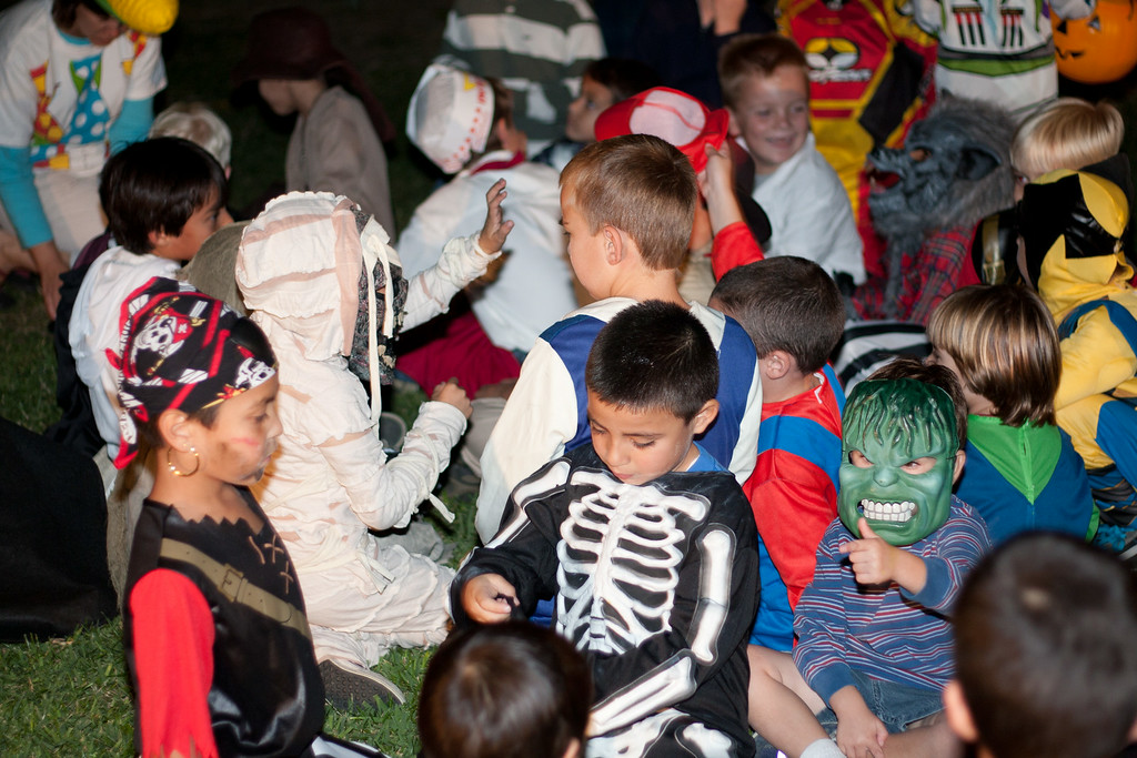 2010.10.29 Halloween party 0061