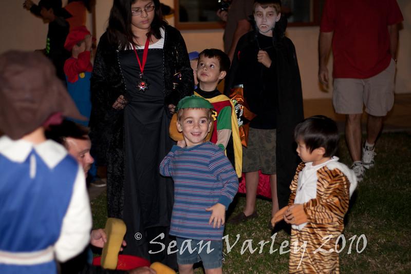 2010.10.29 Halloween party 0024