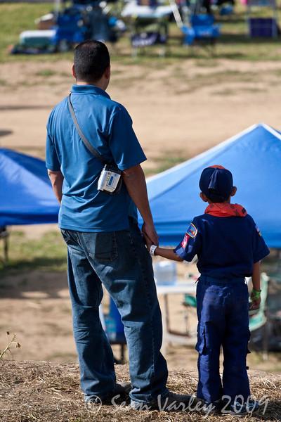 2010.03.27 Cub Scout Rocket Camp 014