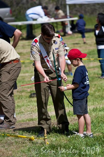 2010.03.27 Cub Scout Rocket Camp 087