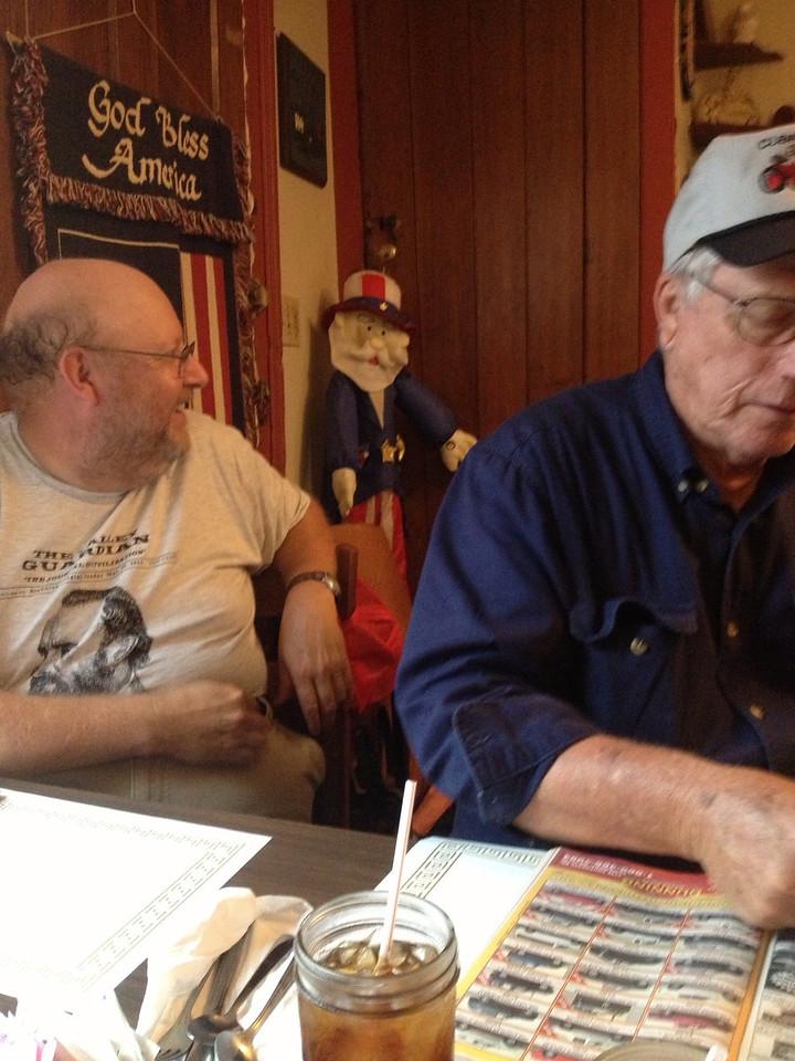 Doug & Billy Ray