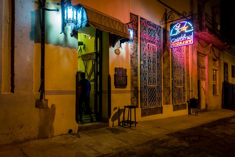 Dinner and Music at La California Restaurant